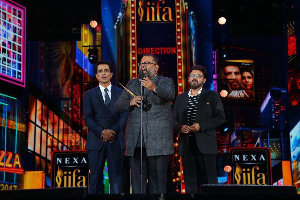 Award for Best Director - Aniruddha Roy Chowdhury for Pink