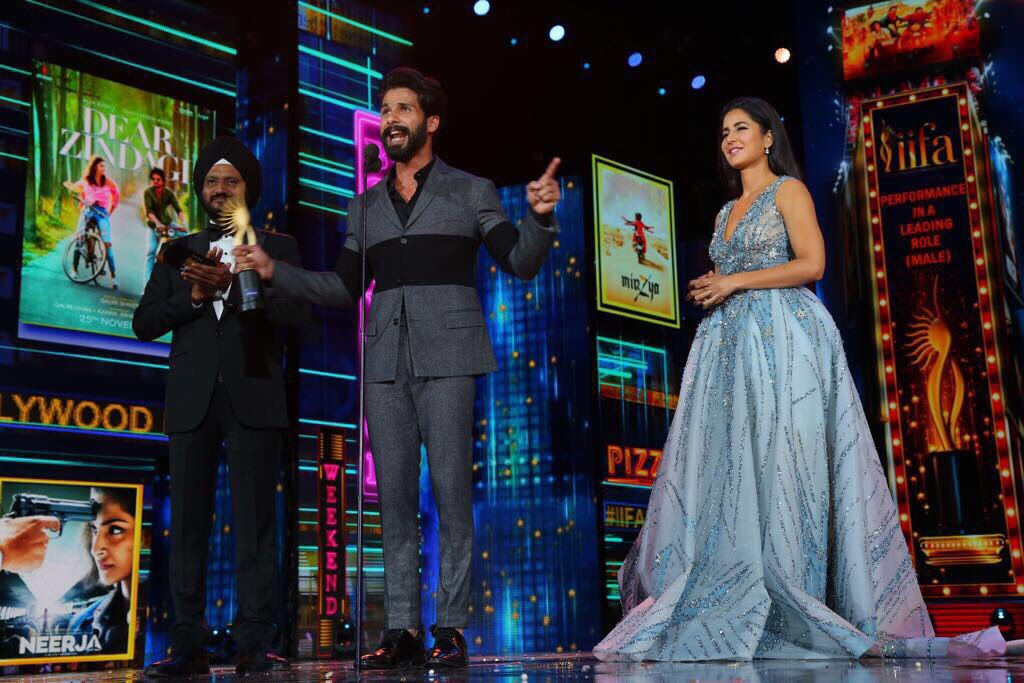 Best Actor - Shahid Kapoor