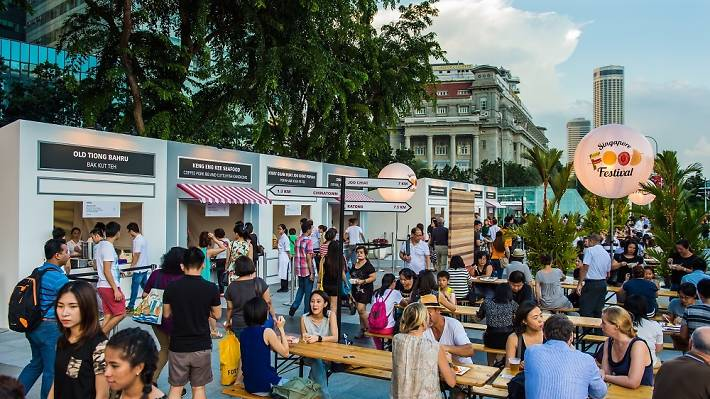 Photo courtesy: Singapore Food Festival 2017
