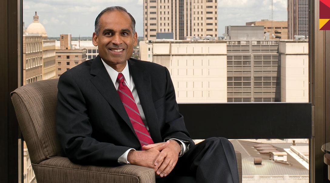 Bhavesh V Patel, CEO