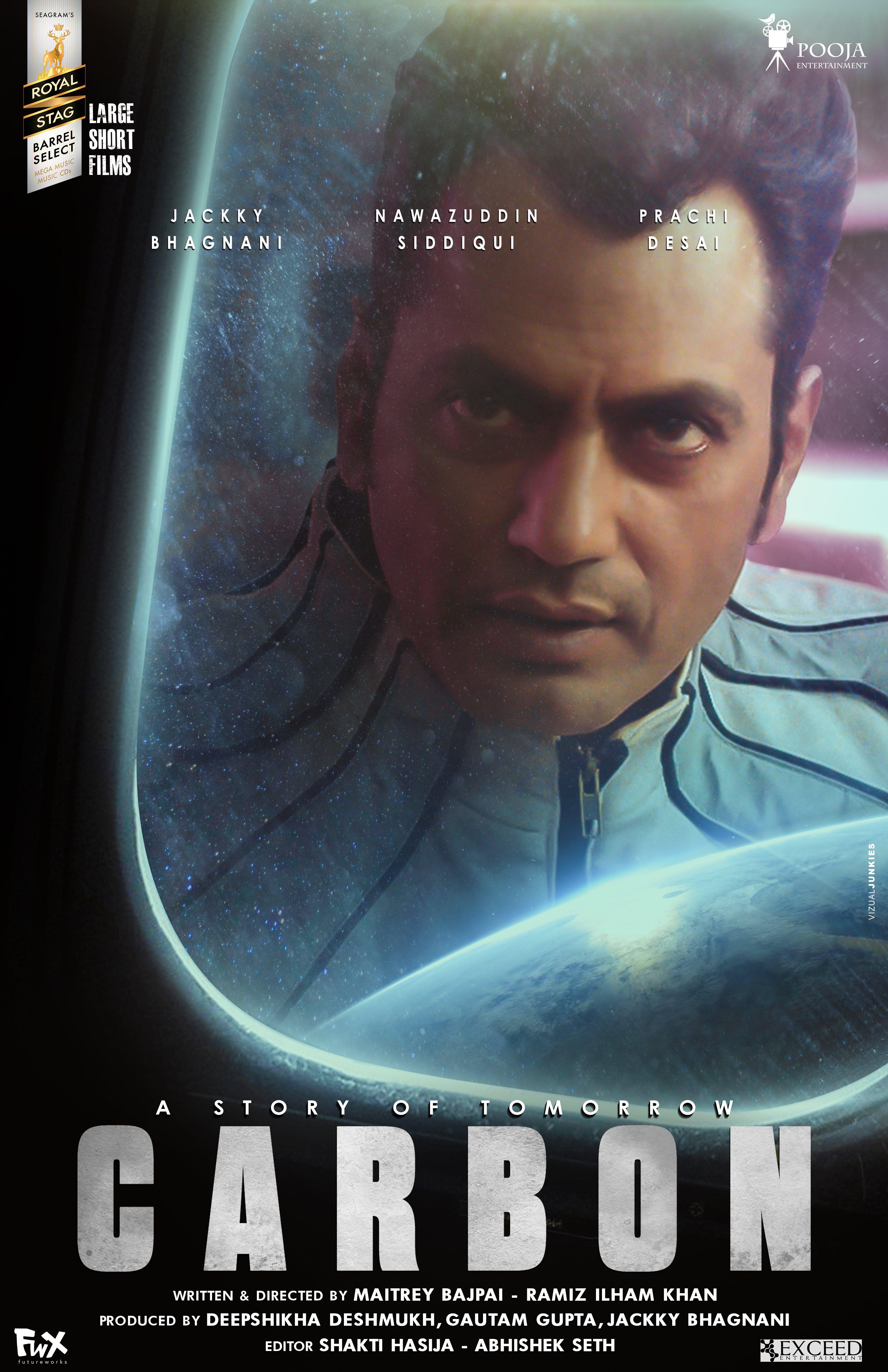 Short film 'Carbon' releases poster of Nawazuddin Siddiqui, Prachi Desai