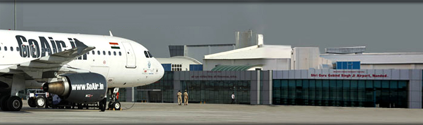 Airport at Nanded (Maharashtra), a holy town for Sikh pilgrims, was first among the six to be operational under RCS-UDAN scheme.
