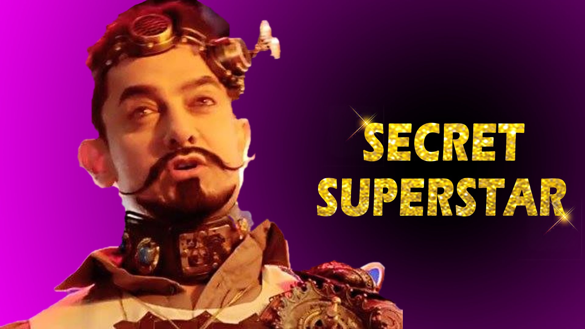 Aamir Khan reveals first look of his upcoming 'Secret Superstar'