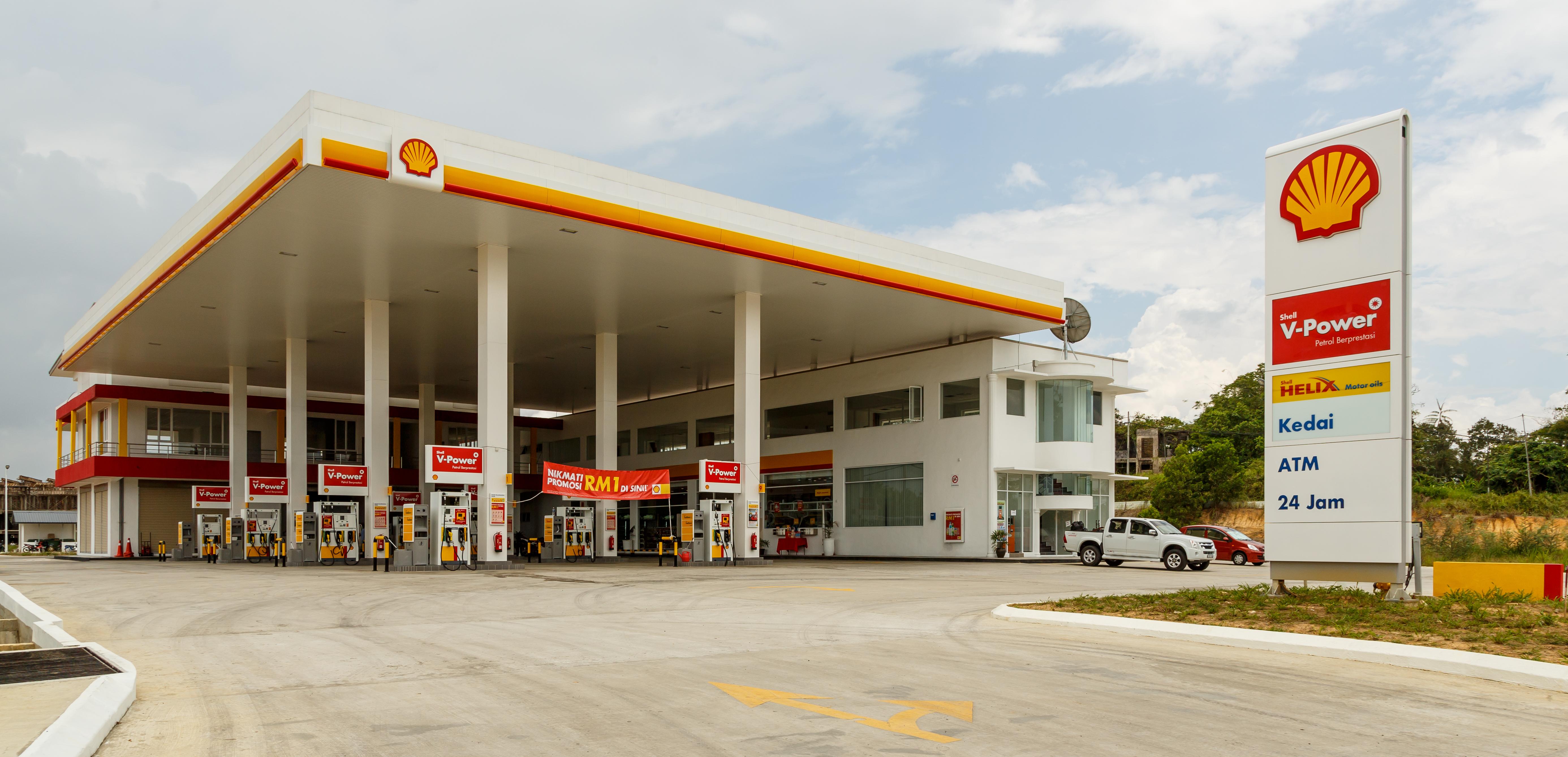 Shell station. Photo courtesy: Wiki