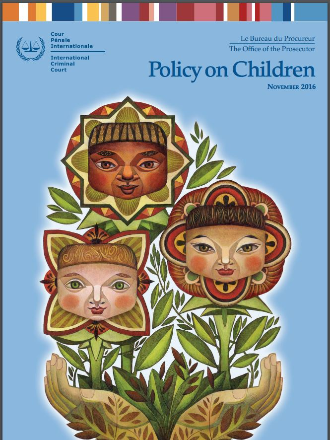 Hague Convention on International Child Abduction is covered in its Policy on Children.
