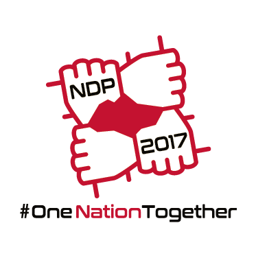 This year's NDP logo. Photo courtesy: NDPeeps Facebook