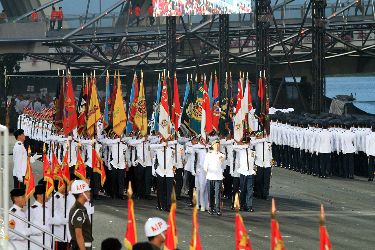National Day Parade evokes pride and confidence among Singaporeans.