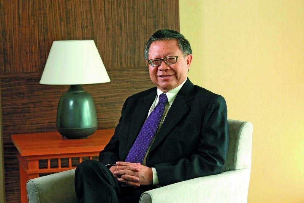 Eddie Teo, Chairman of Singapore's Public Service Commission.