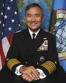 Commander, United States Pacific Command (USPACOM)