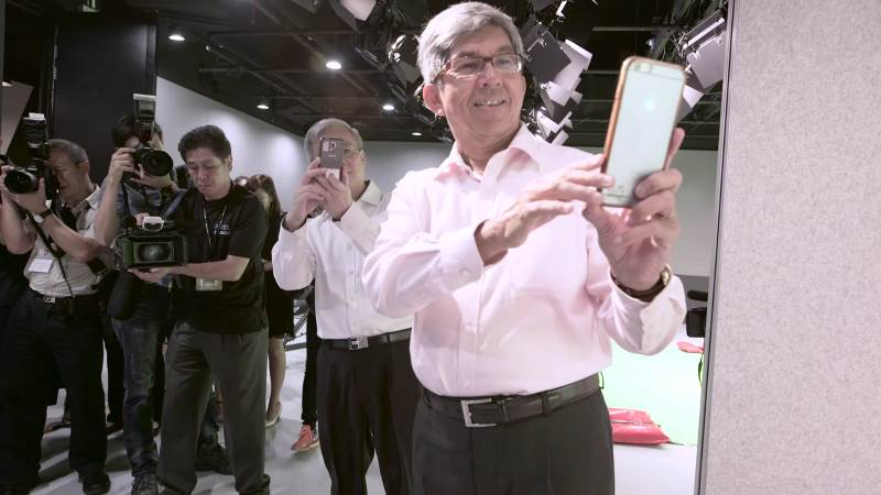 Communications and Information Minister of Singapore Yaacob Ibrahim.