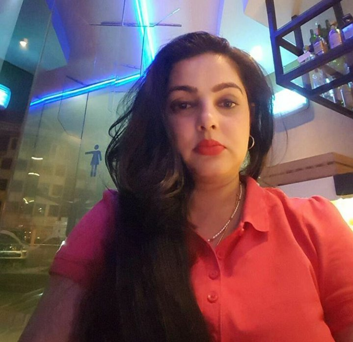 Former Bollywood actress Mamta Kulkarni