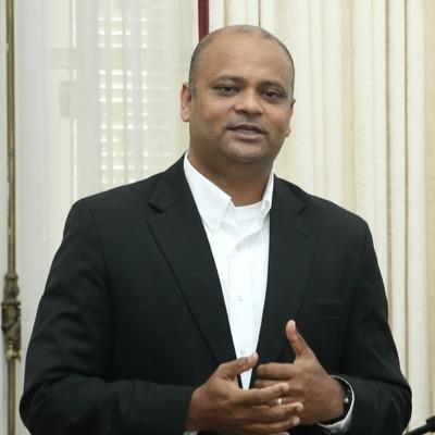 Consul General Anupam Ray