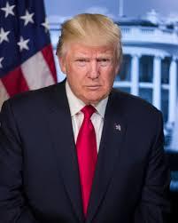US President Donald Trump white supremacy