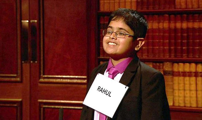 Rahul on 'Child Genius