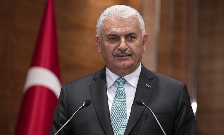 Turkey Prime Minister Binali Yildirim. Photo courtesy: bitaf.org