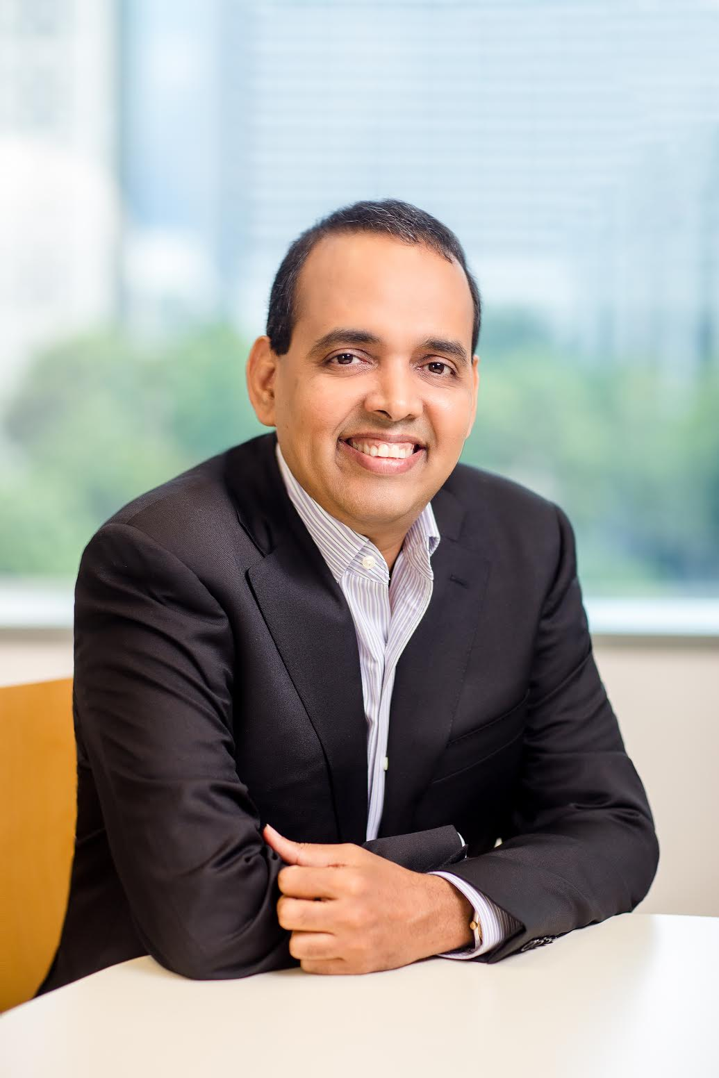 V.R. Srivatsan, Managing Director, Adobe Southeast Asia. Photo courtesy: Adobe