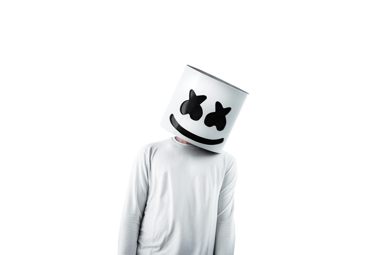 DJ Marshmello.