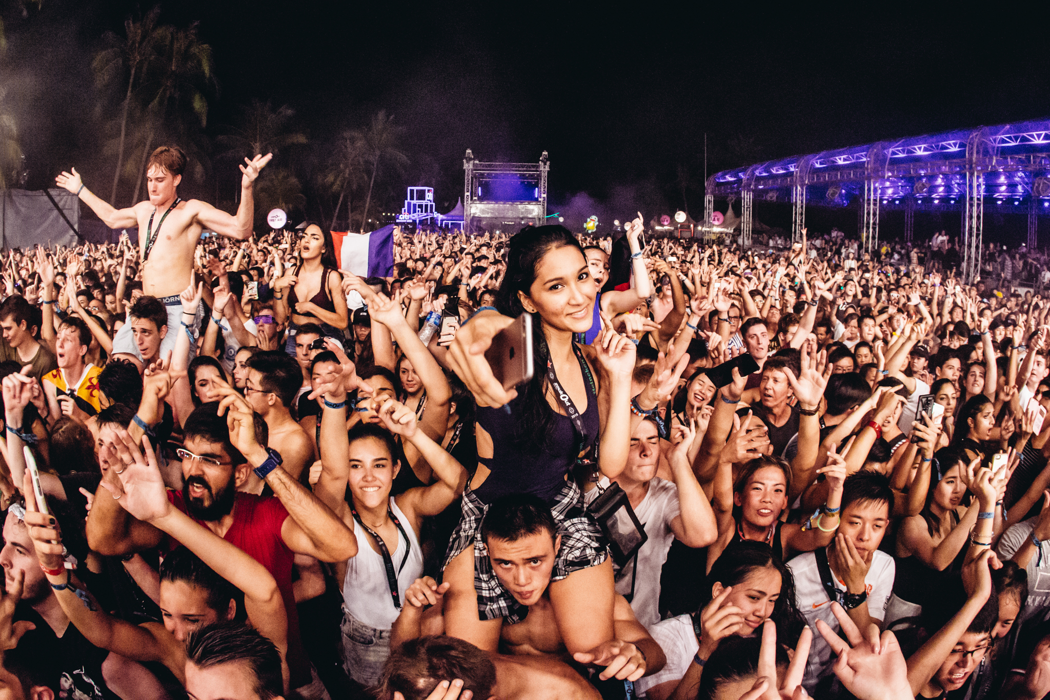 ZoukOut is Asia's longest-running dance festival.