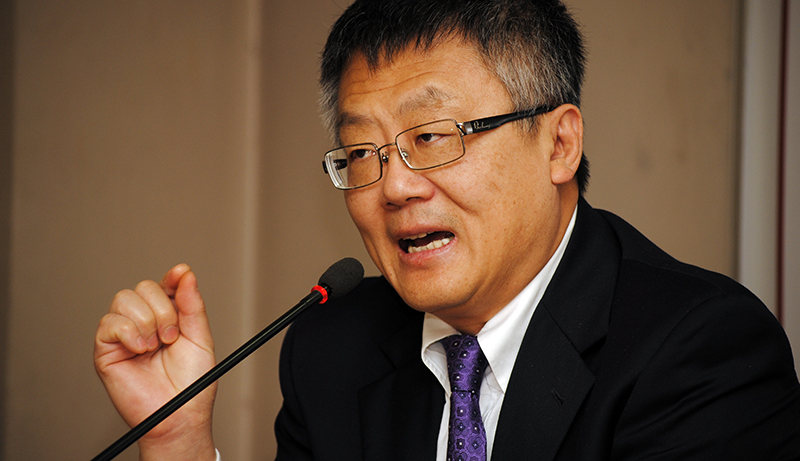 Professor Huang Jing. Photo courtesy: orfonline.org