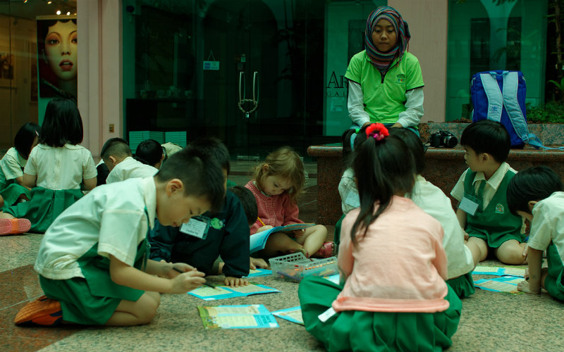 Singapore govt will open 13 new kindergartens in 2019 and 2020.