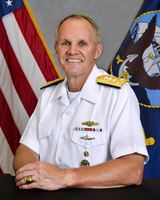 Rear Admiral Phillip G. Sawyer.