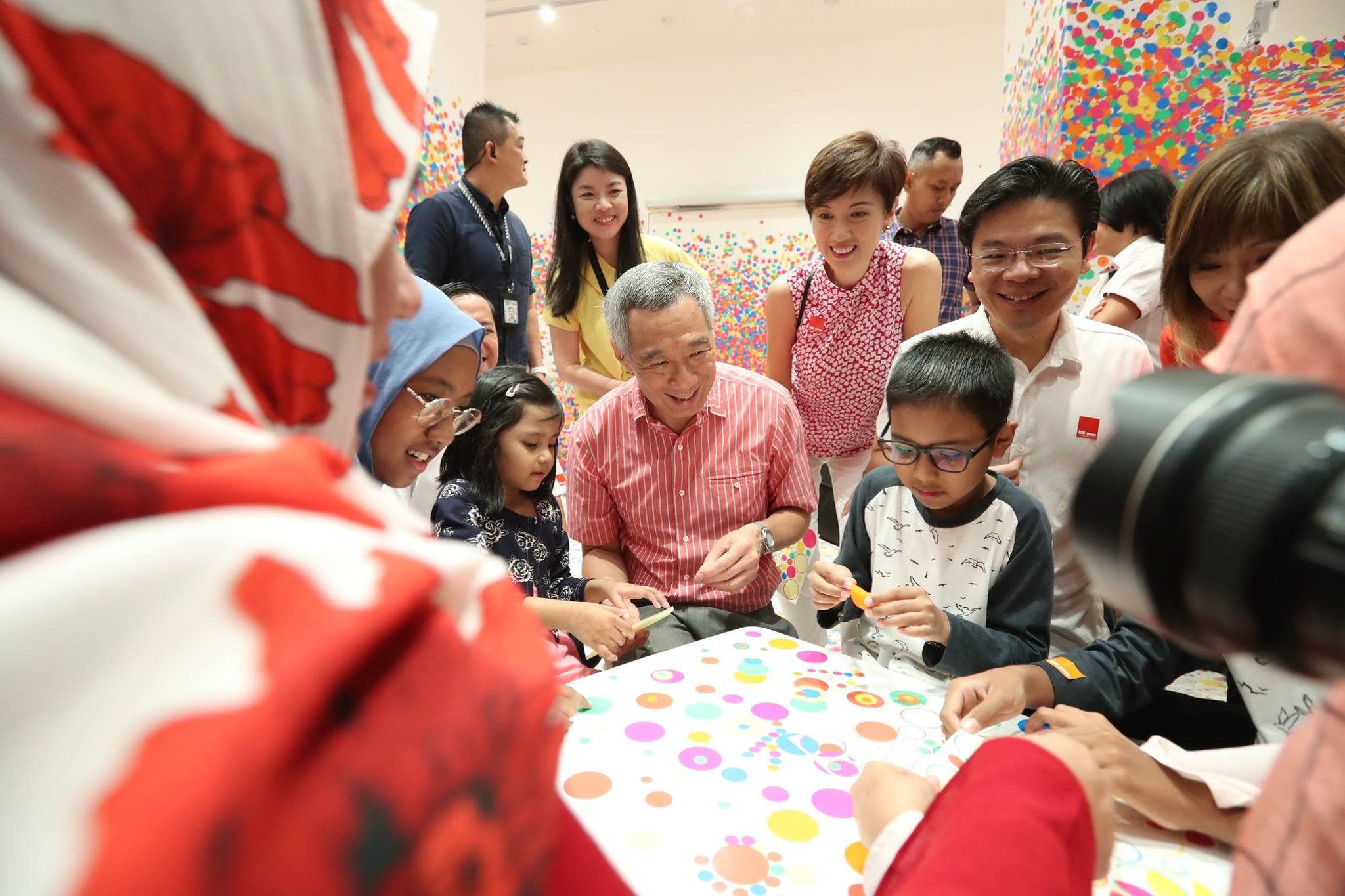 Photo courtesy: Betty Chua (LHL FB page)