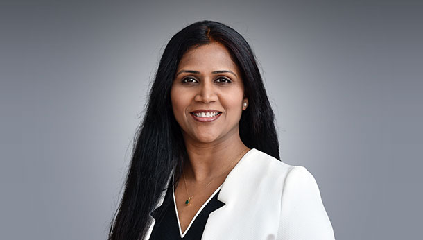 Pavani Reddy, Managing Partner of Zaiwalla & Co.