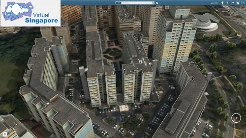 Virtual Singapore