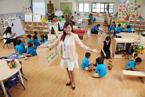 Pre-school childhood educators will be getting Teacher's Day off on August 31 for the first time in Singapore.