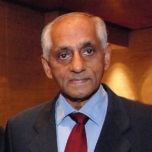 Indian-origin veteran civil servant Joseph Yuvaraj Pillay.