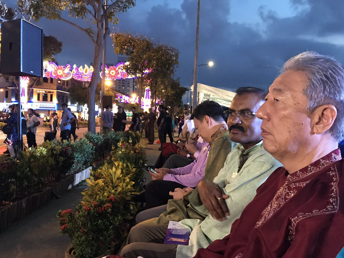 Little India shined brighter over weekend, Deepavali celebrations start