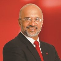 Piyush Gupta, CEO of DBS Group