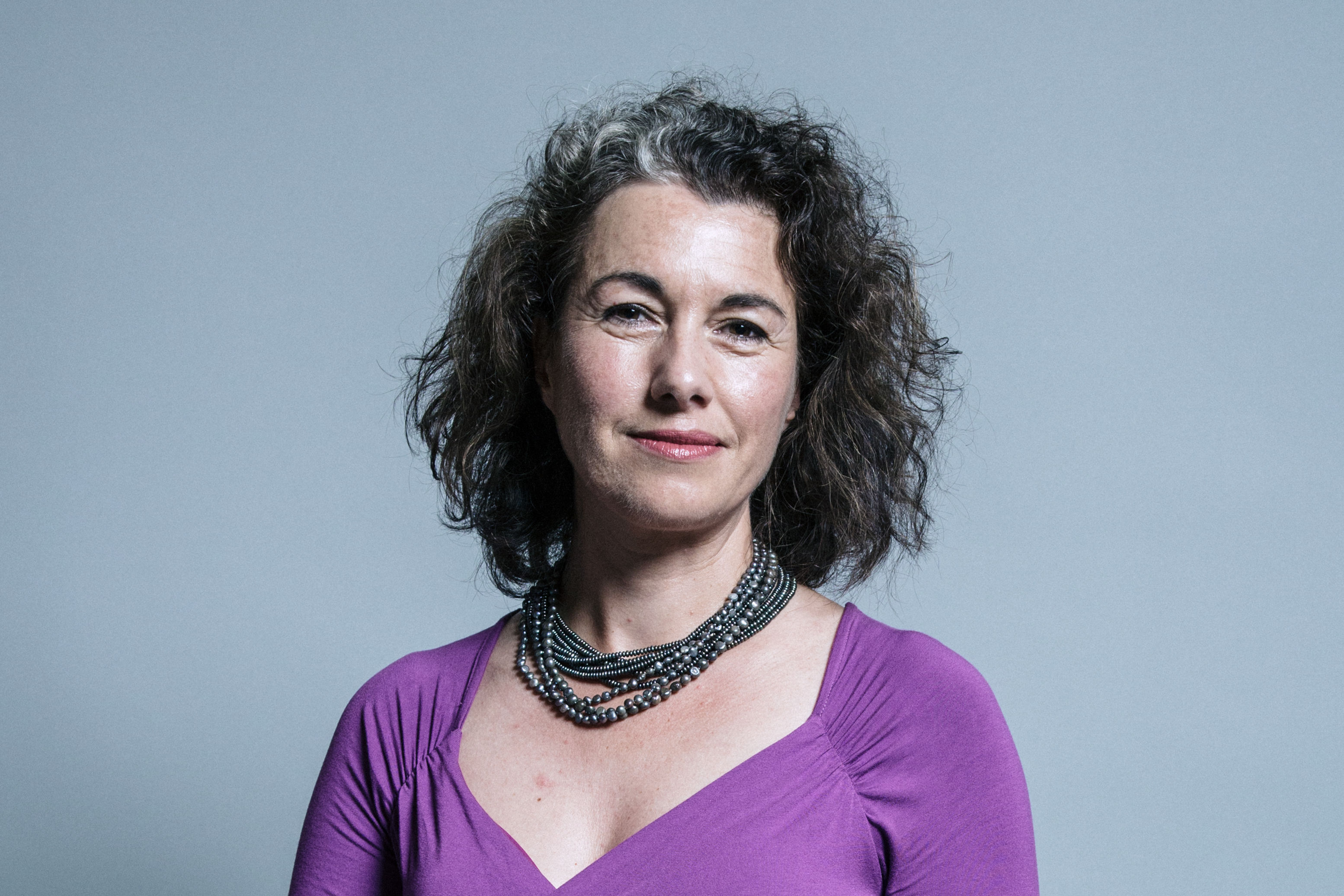 UK MP Sarah Champion.