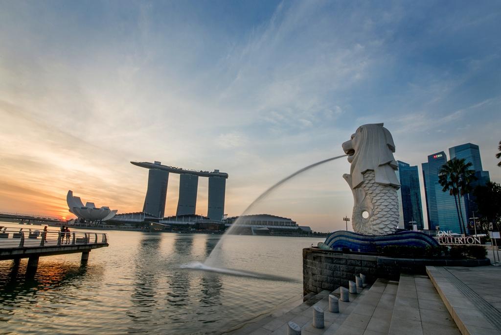 Singapore's growth