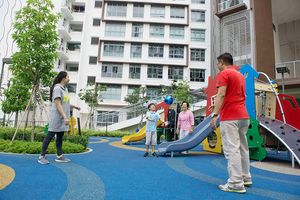 The study will help HDB for future town planning and housing design that will improve the overall quality of life for Singaporean residents.