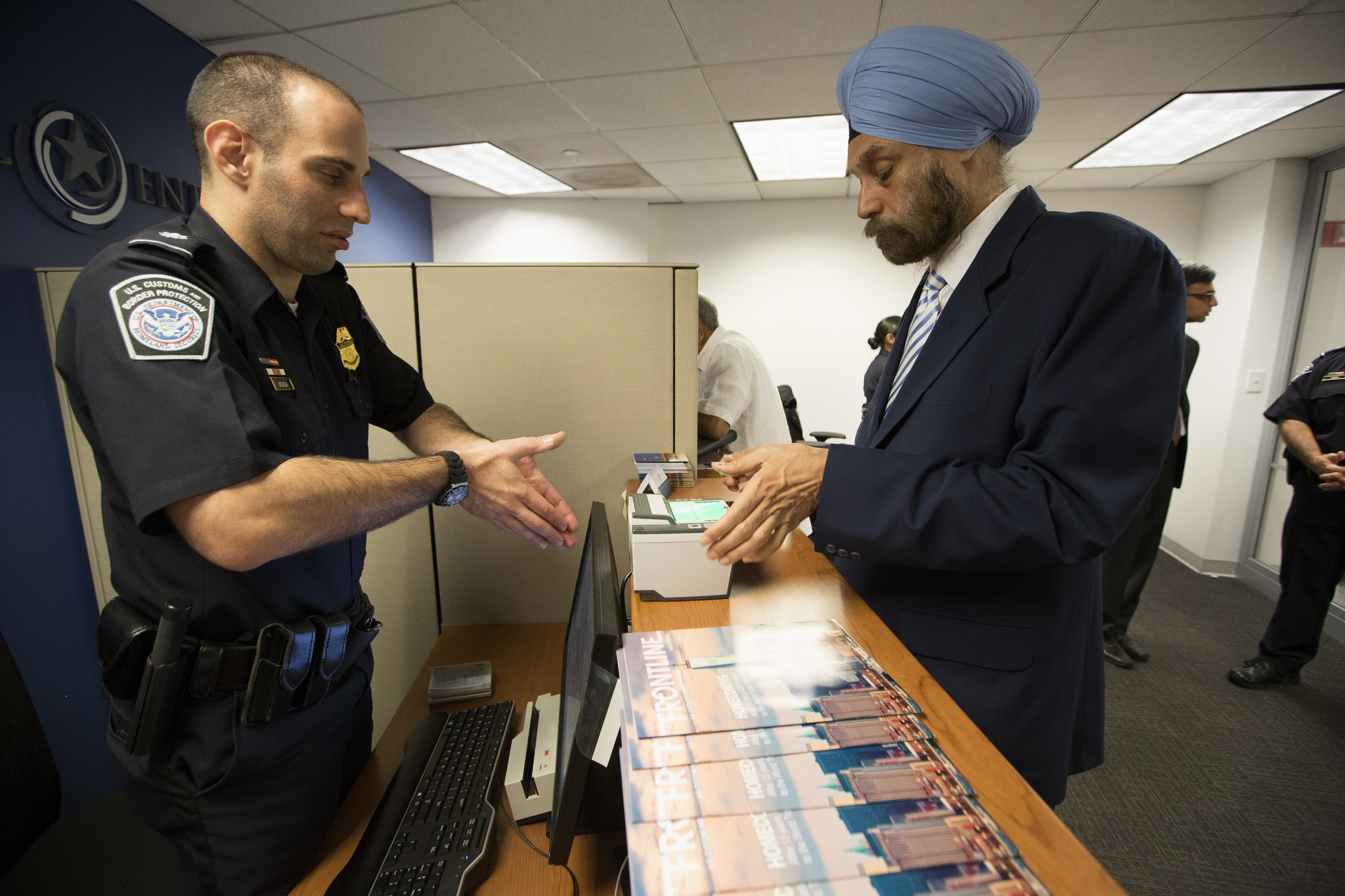 Department of US Customs and Border Protection