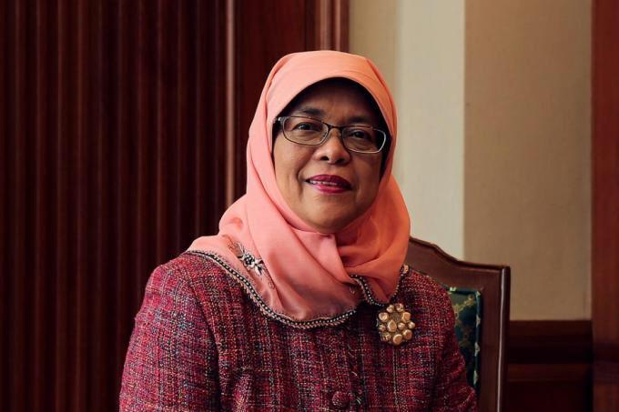 Halimah Yacob, President-elect of Singapore