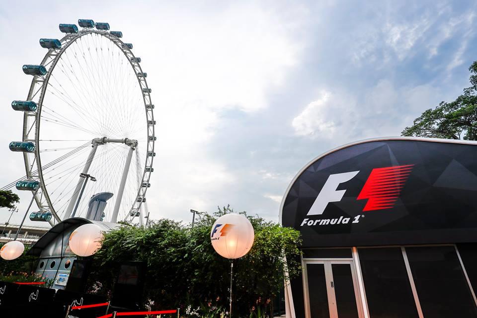 Grand Prix Season Singapore 2017
