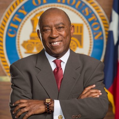 Mayor Sylvester Turner