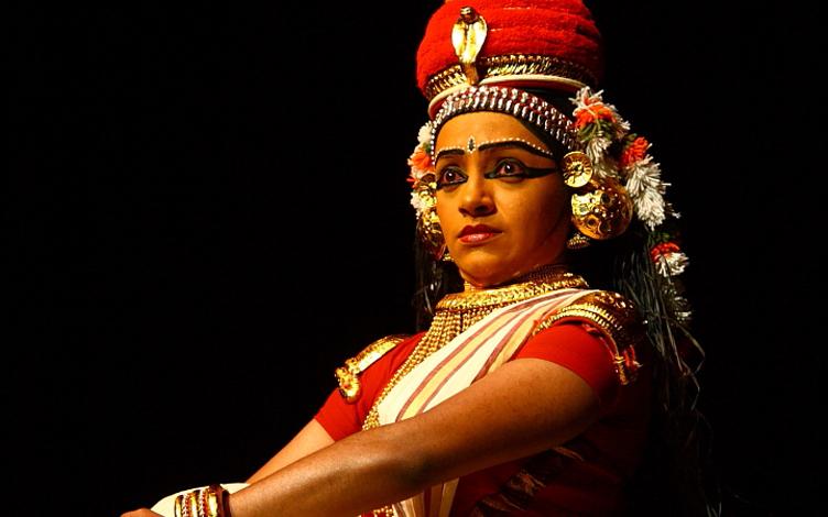 Koodiyattam by Kapila Venu