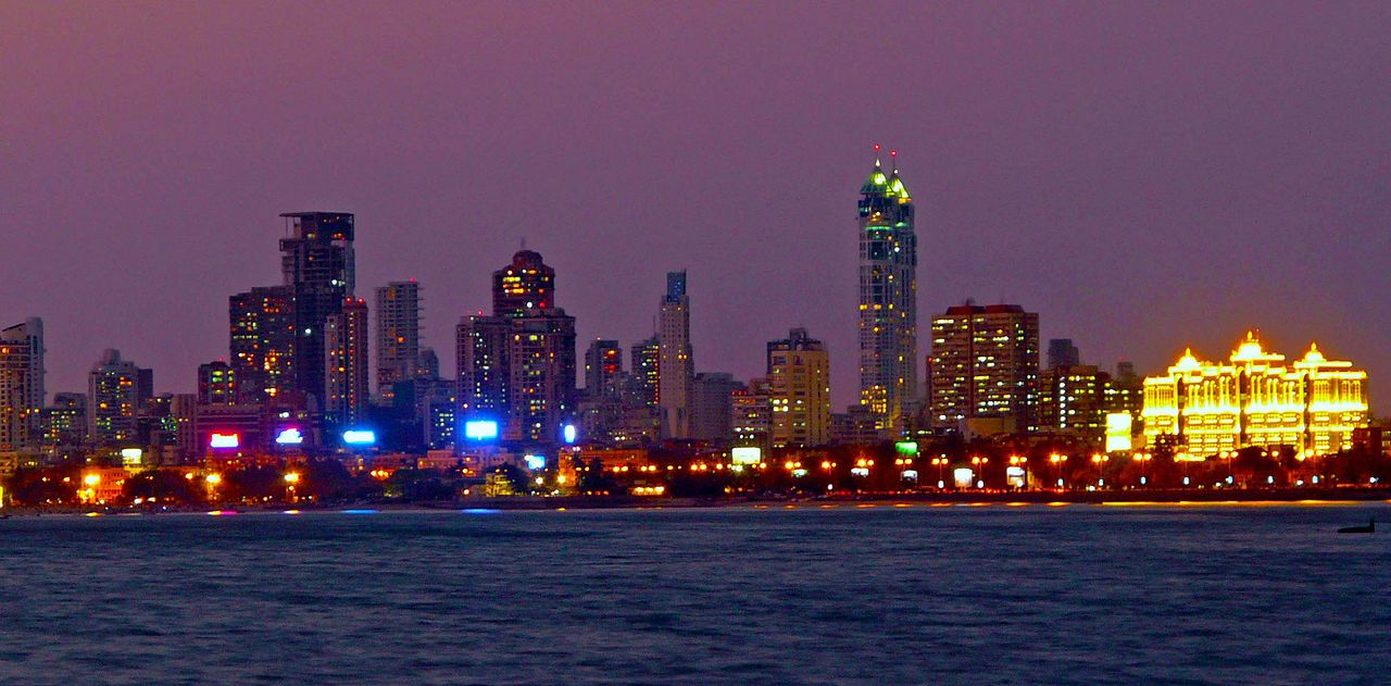 Mumbai, Maharashtra, the financial center of India