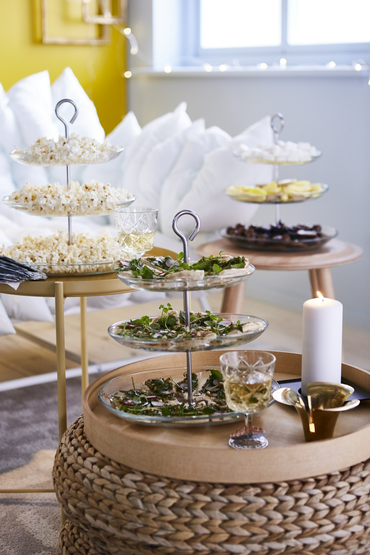 Serving stand IKEA