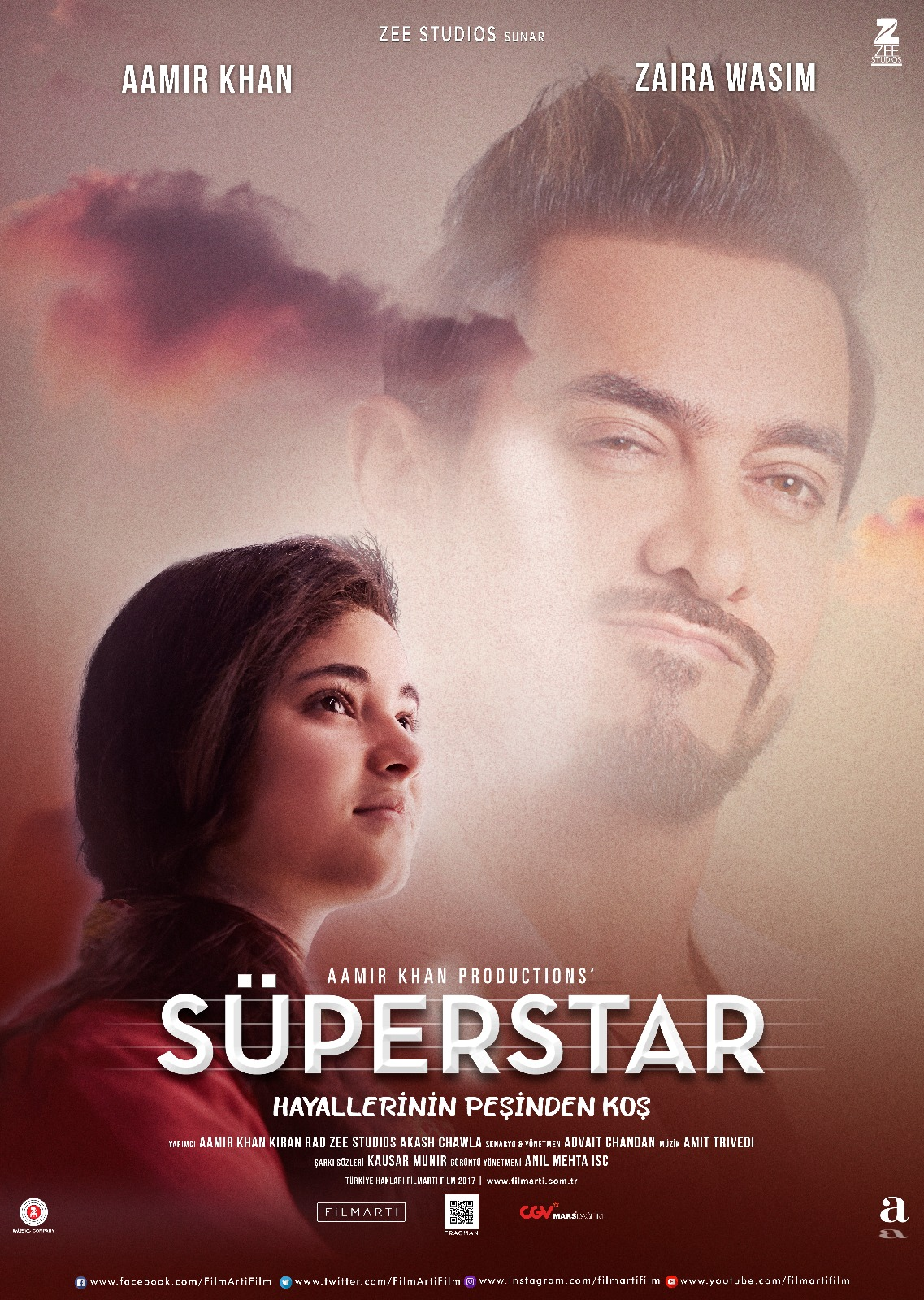 Aamir Khan's Secret Superstar