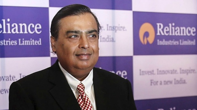 Mukesh Ambani, Chairman of Reliance Industries has emerged on the top of Forbes' annual 100 Indians Rich List.