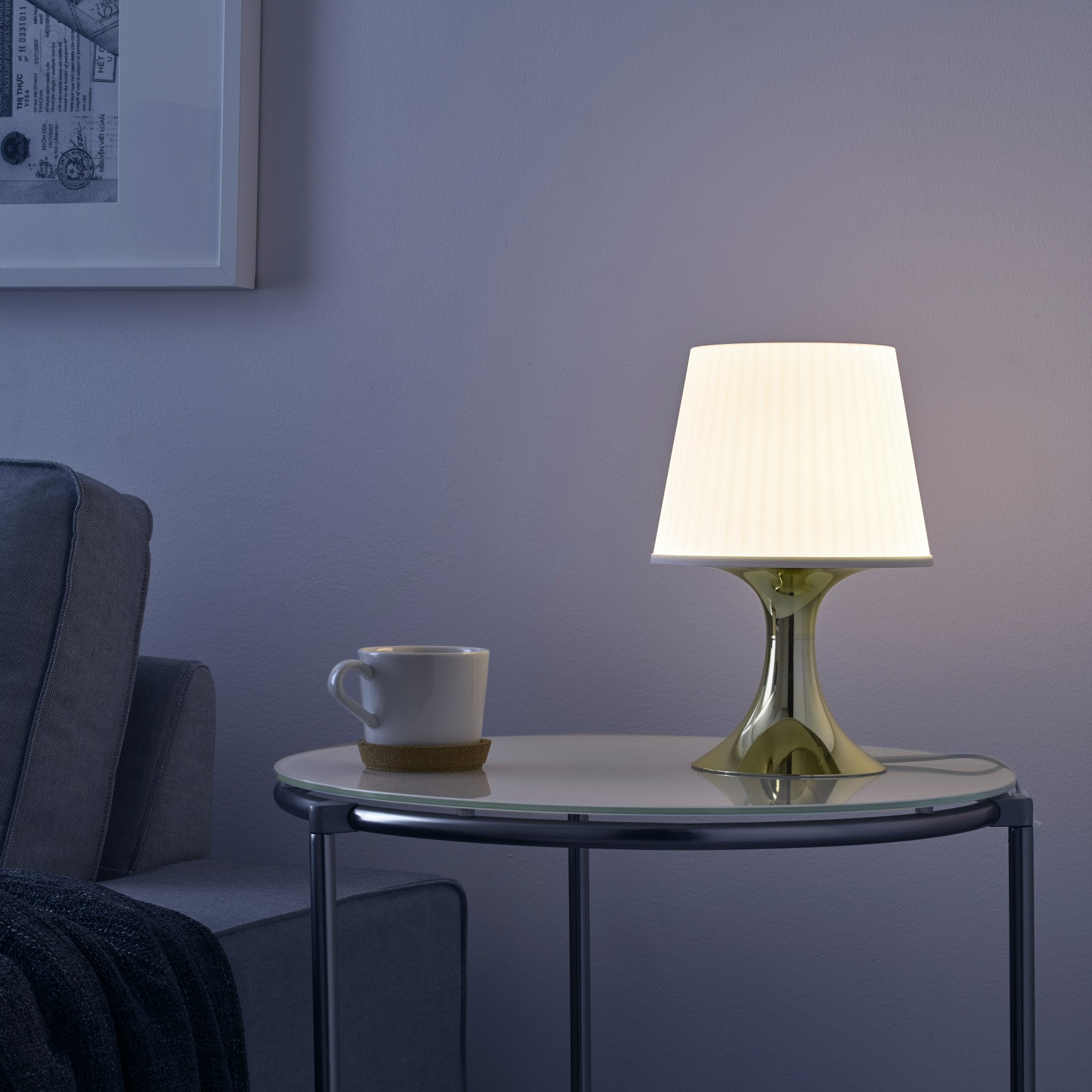 IKEA table lamps