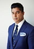 Indian American Ajay Raju