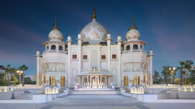 There will be a special firework show at the Rajmahal Theatre from October 19 to 21.