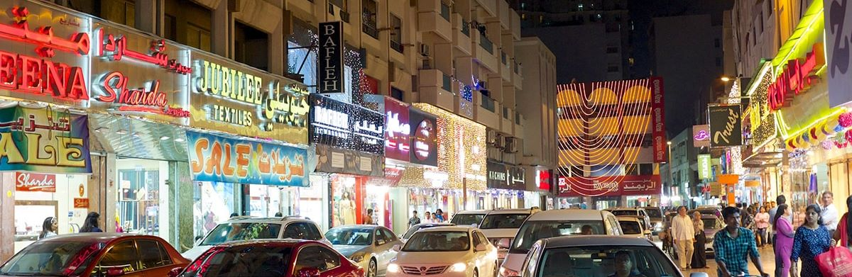 Adventurous people can embark on a unique food and photography tour of Meena Bazaar in Bur Dubai.