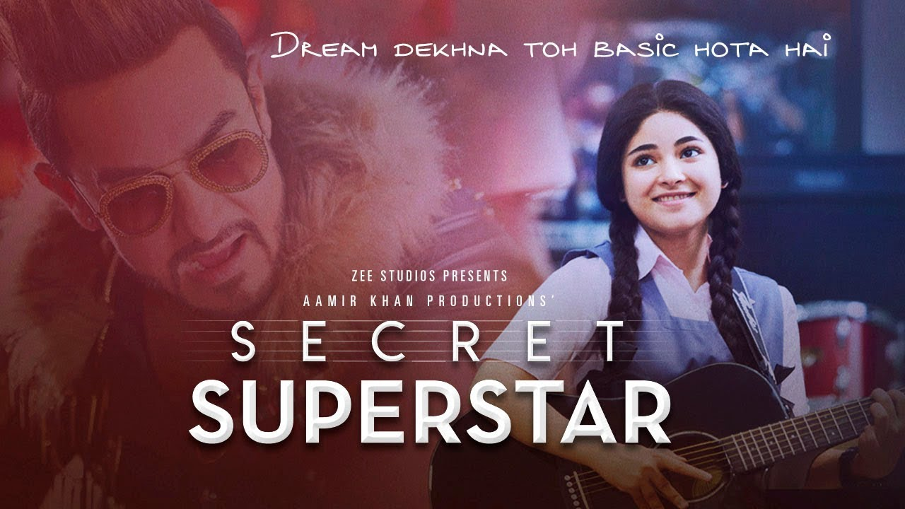 Secret Superstar collects USD2.8 million in overseas market