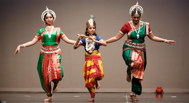 Through promotion of Indian culture, GICC wants to create holistically good global citizens.